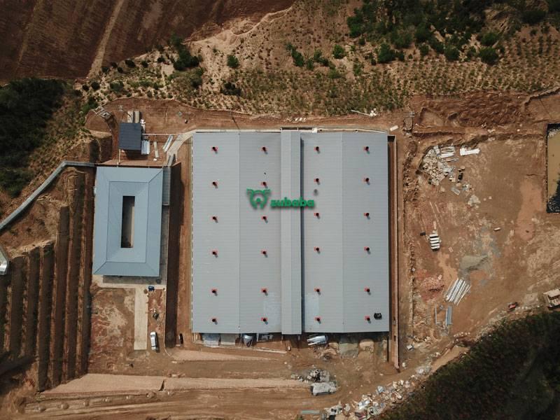 永和县帮扶欧李母猪繁育场 工程案例
