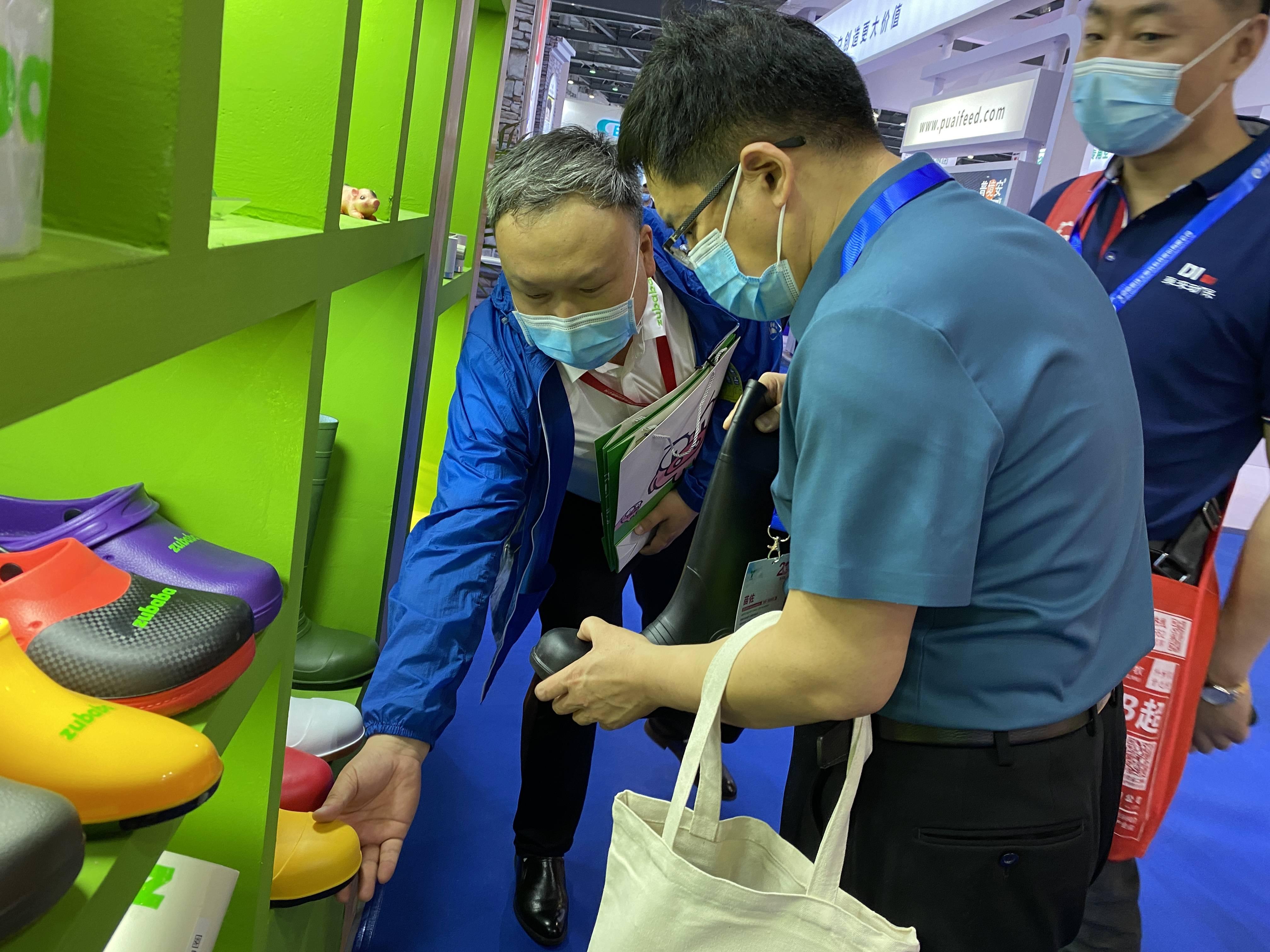 奋进·畜博—猪巴巴恭贺第十九届中国畜牧博览会圆满落幕 新闻动态