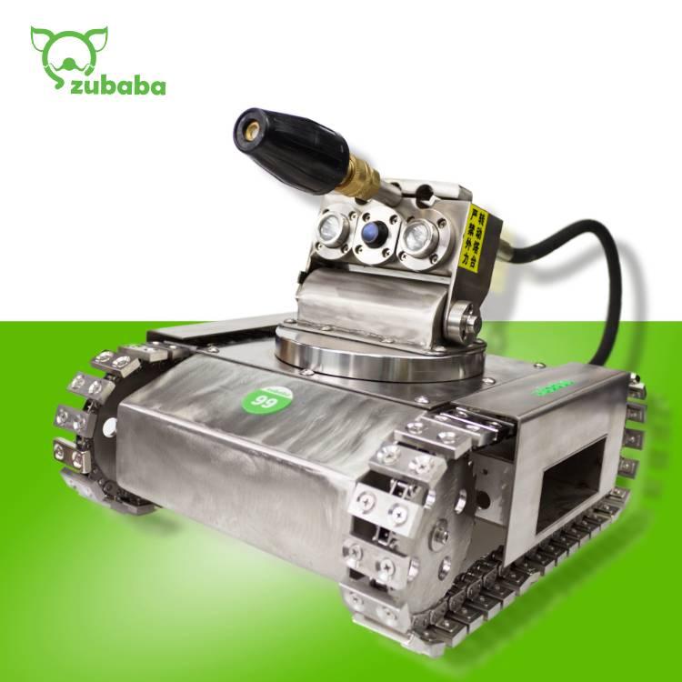 粪沟清洗机器人